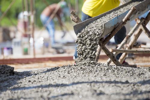 Купить бетон М400