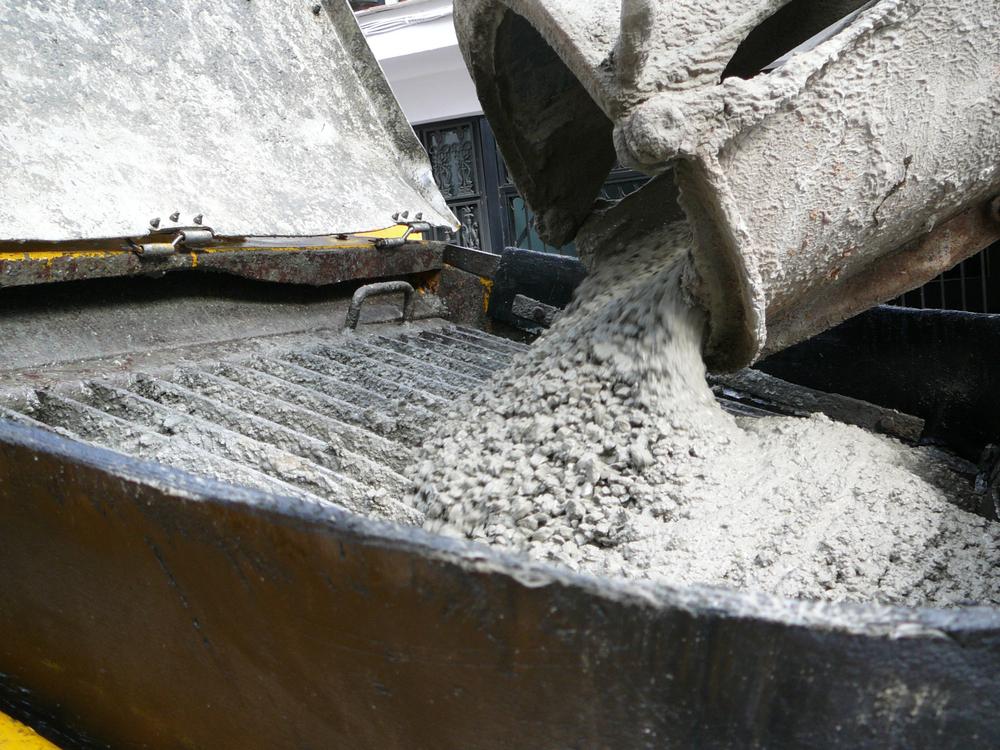 бетон от производителя в Москве